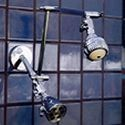 Double Shower Head with Super 3 and 6 Jet - Product Image