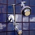 Double 5 1/4 Inch Rainshower and Super 3 Shower - Product Image