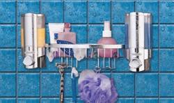 AVIVA Shower Basket Chrome - Product Image