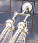 Quad Super 3 Shower Head