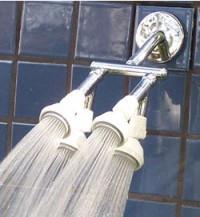 Quad FSW Shower Head