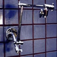 Double Shower Kit - Product Image