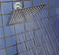 12 Inch Rain Shower - Product Image