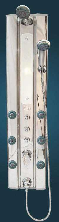 Stainless Shower Panel - Product Image