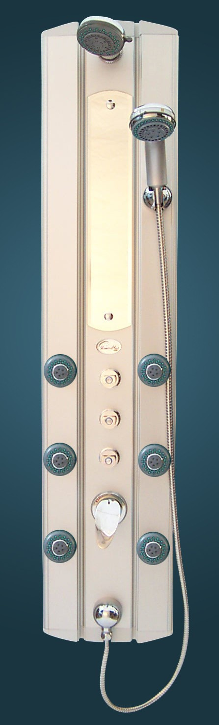 Aluminum Shower Panel - Product Image