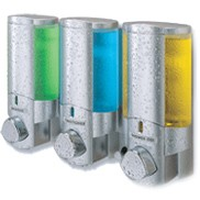 AVIVA Dispenser III with Translucent Bottles - Product Image
