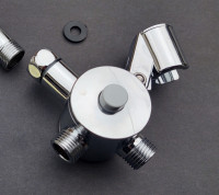 3 Way Diverter with Holder 3 - Product Image