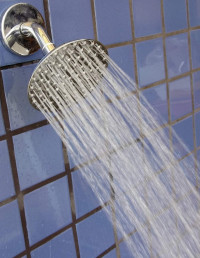 5 1/4 Inch Rainshower - Product Image