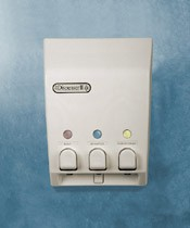 Three Button Classic  Dispenser - Product Image