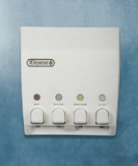 Four Button Classic Dispenser - Product Image