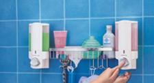 AVIVA Shower Basket White - Product Image