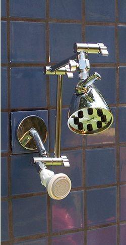 8 Jet Shower