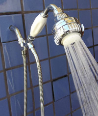 Handheld Shower with Super 3