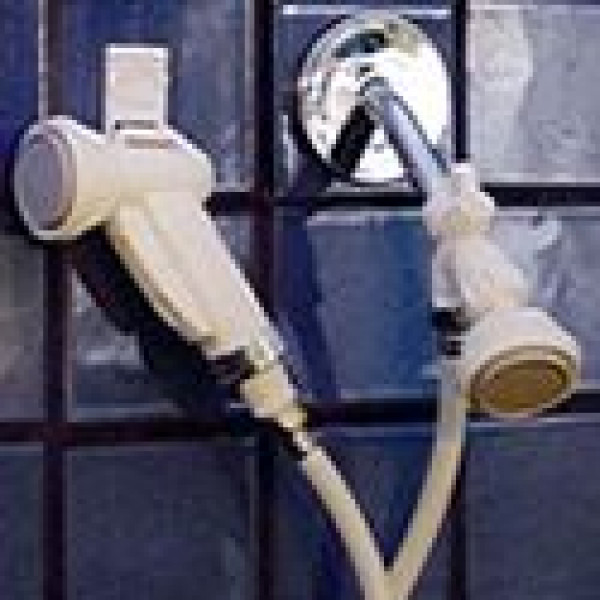 Deluxe Shower Kit